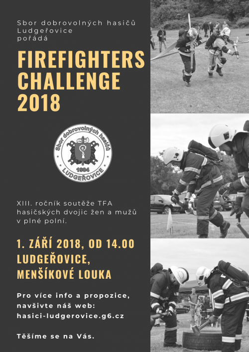 XIII. ročník Ludgeřovického železného hasiče