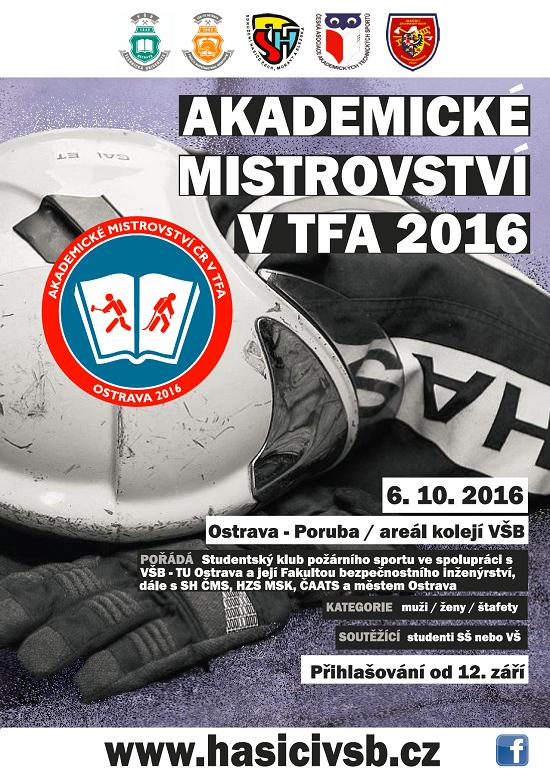 Akademické mistrovství v TFA 2016