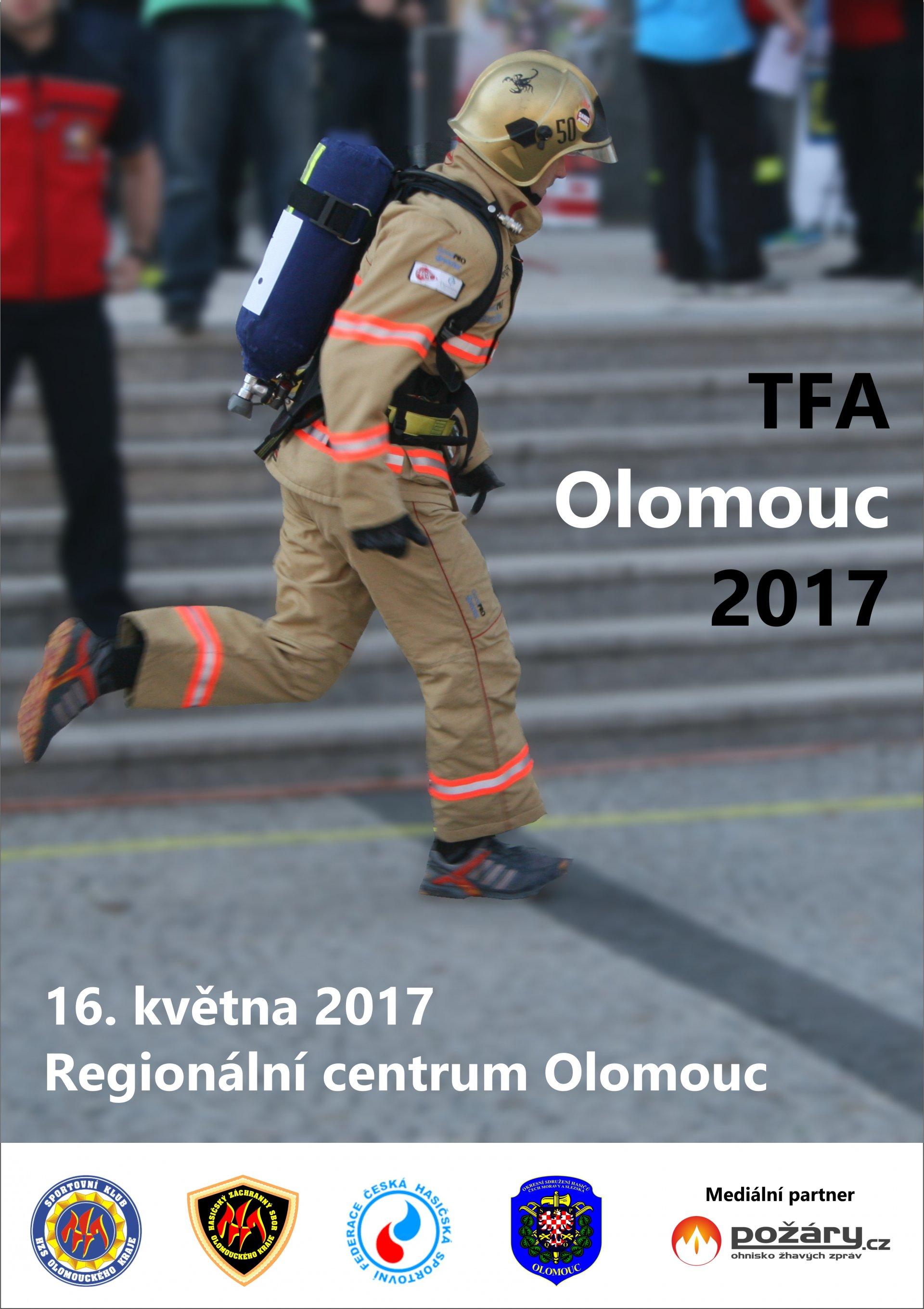 TFA Olomouc 2017 - První kolo Českého poháru v TFA
