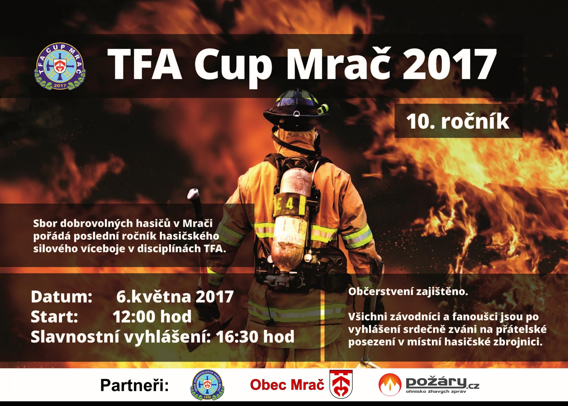 TFA CUP Mrač 2017