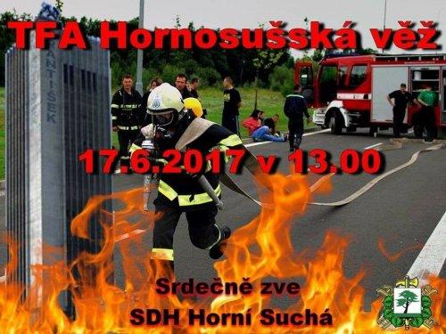 HORNOSUŠSKÁ VĚŽ 2017, MEMORIÁL RUDOLFA MOLDRZYKA