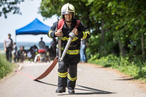 Bojiště na Chlumu zažilo další bitvu, utkali se zde nejtvrdší hasiči v soutěži TFA